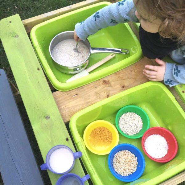 Sand Water Kids Picnic Table