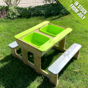 Kids Sand Water Picnic Table