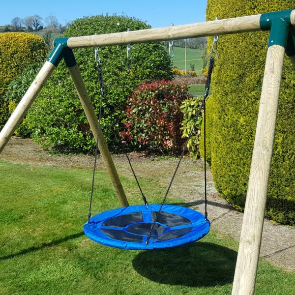 Blue Nest Swing