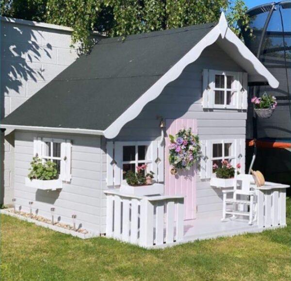 Tom Playhouse with Veranda