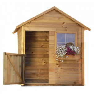 cheap wooden playhouse