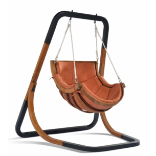 Hanging Garden Chair With Stand