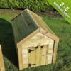 Medium Wooden Dog Kennel