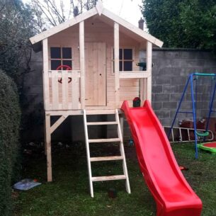 Toby Playhouse with Slide
