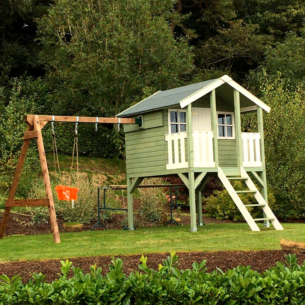 Toby Playhouse with Swings