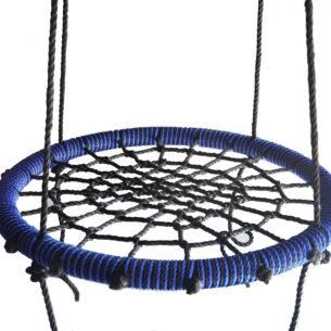 Spider Web Nest Swing
