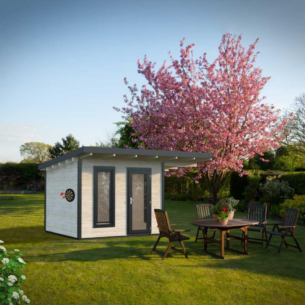 Grace Home Office in Garden
