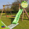 Bosse Play Unit and Nest Swing