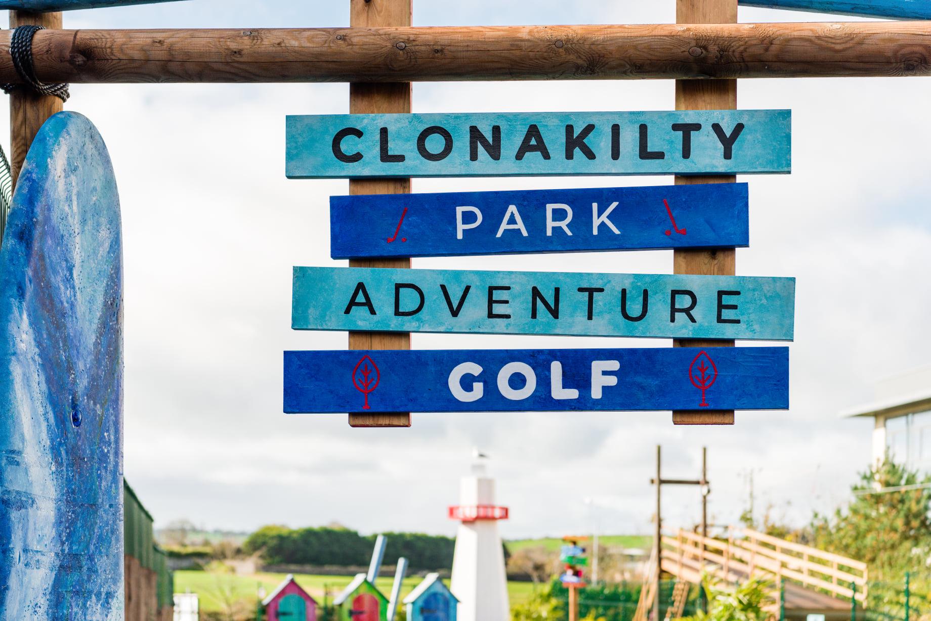 Mini Golf Course Maritime Theme Clonakilty Park Adventure Centre Co Cork Hennessy Outdoors