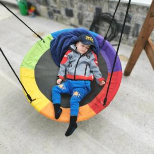 Rainbow Nest Swing