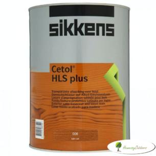 Clarkes Bailieborough Sikkens Cetol HLS Plus 006 Light Oak 5 Litre
