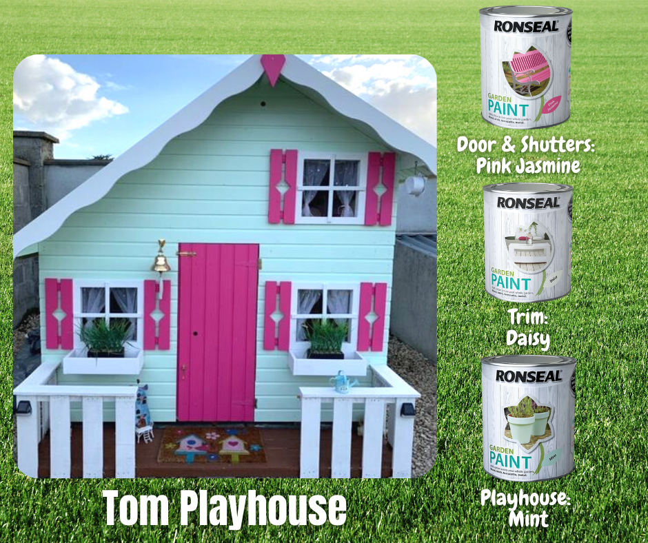 Tom Playhouse Inspiration
