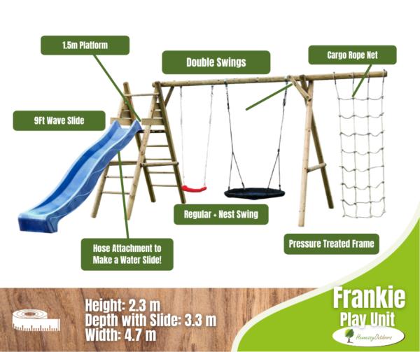 Frankie Play Unit