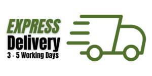 Express Delivery in 3 - 5 Working Days