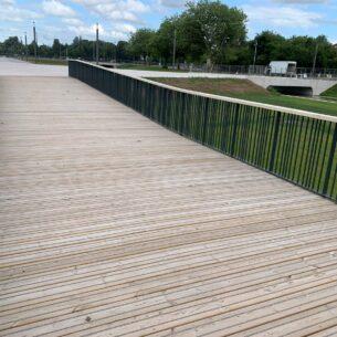 Boardwalk, Páirc Uí Chaoimh, Cork City